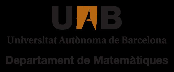 Departament de Matemàtiques (UAB)