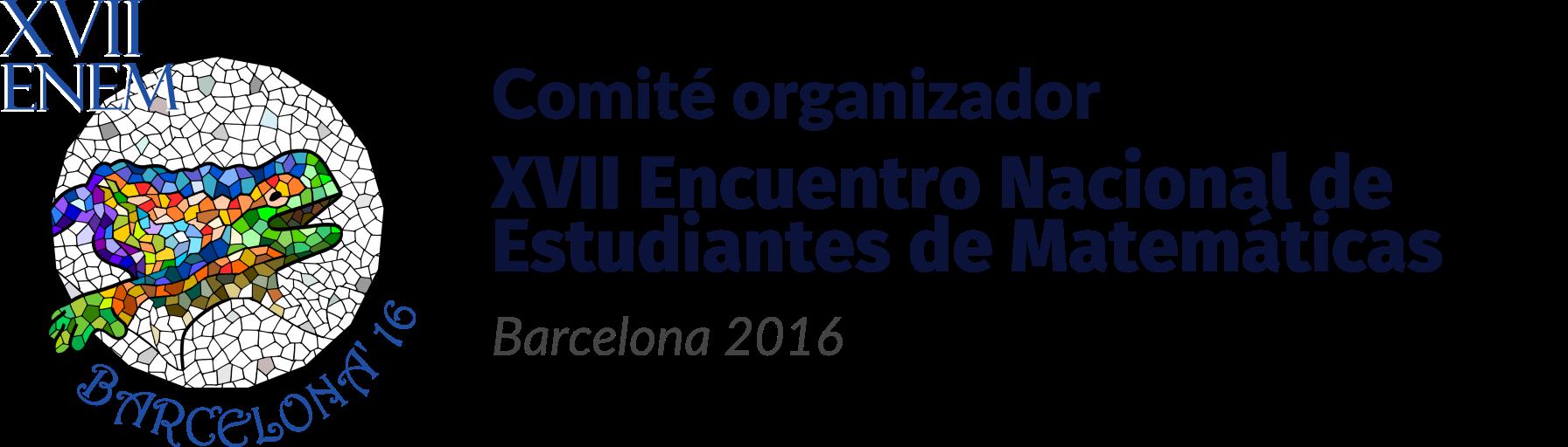 Comité organizador del XVII ENEM