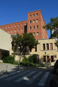 Colegio Mayor Penyafort-Montserrat